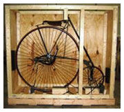 Packed & Crated Cycle