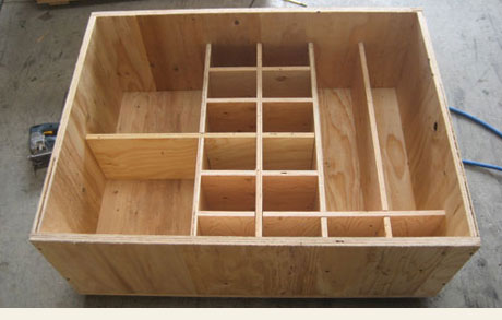 Custom Crating San Diego County