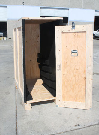 Hatch Shipping Crate