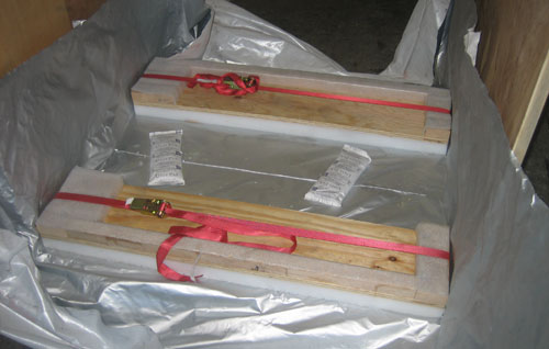 Fabricated Packed Kit